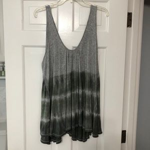 We The Free - Free People Tie Dyed Tunic